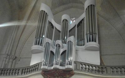 L'ORGUE MICOT-WENNER-QUOIRIN